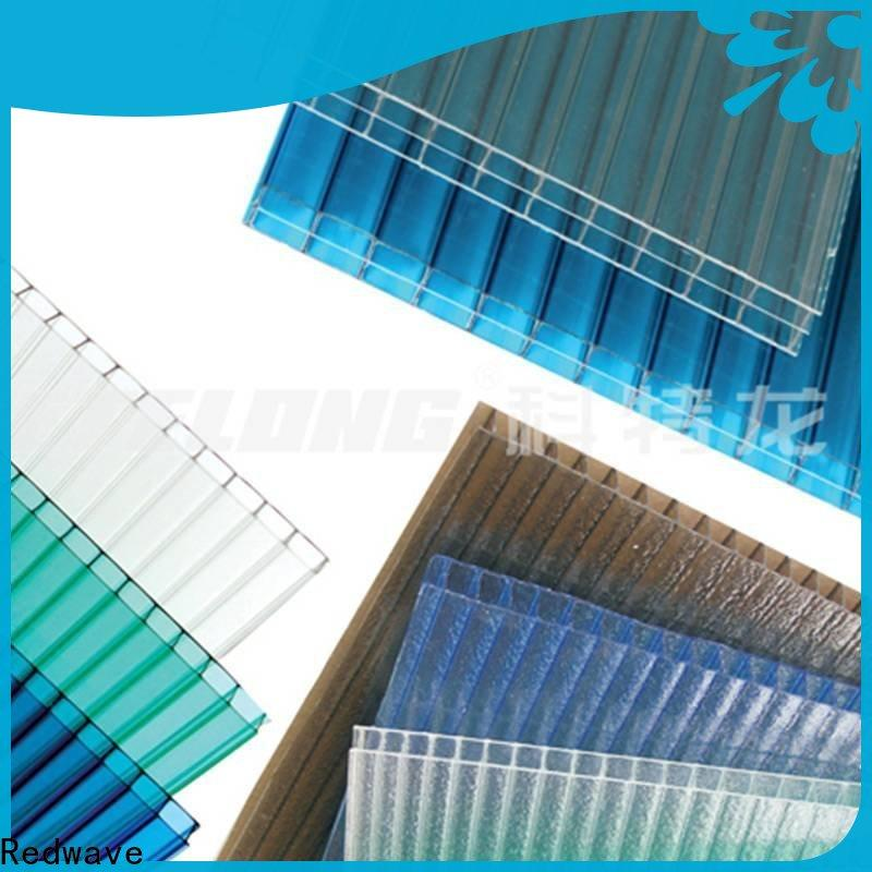 Redwave ketelong polycarbonate sheet inquire now for workhouse