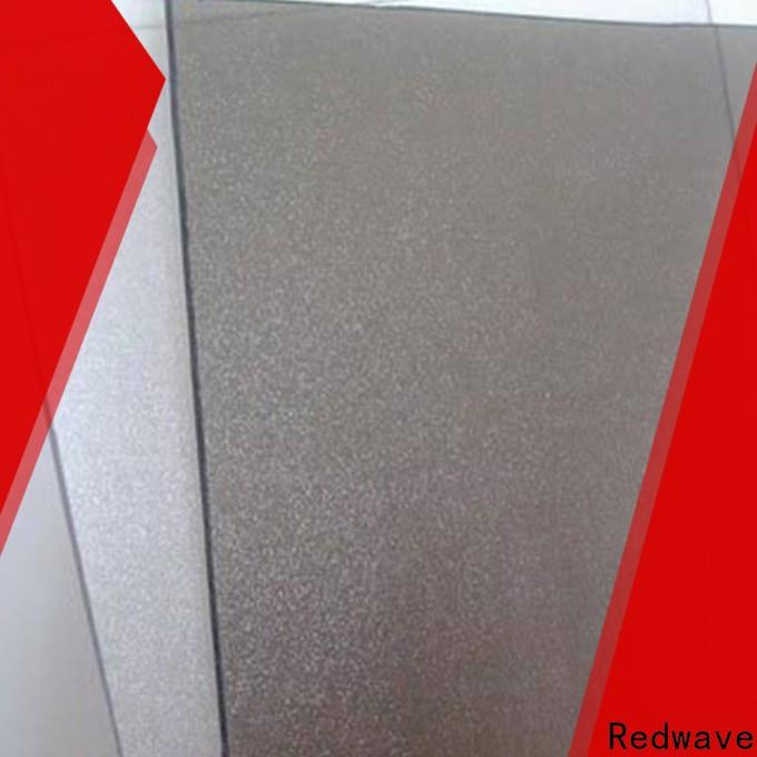 Redwave sheet plexiglass sheets order now for workhouse