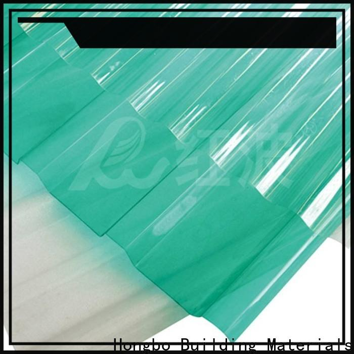 Redwave newly polycarbonate sheet in bulk for housing