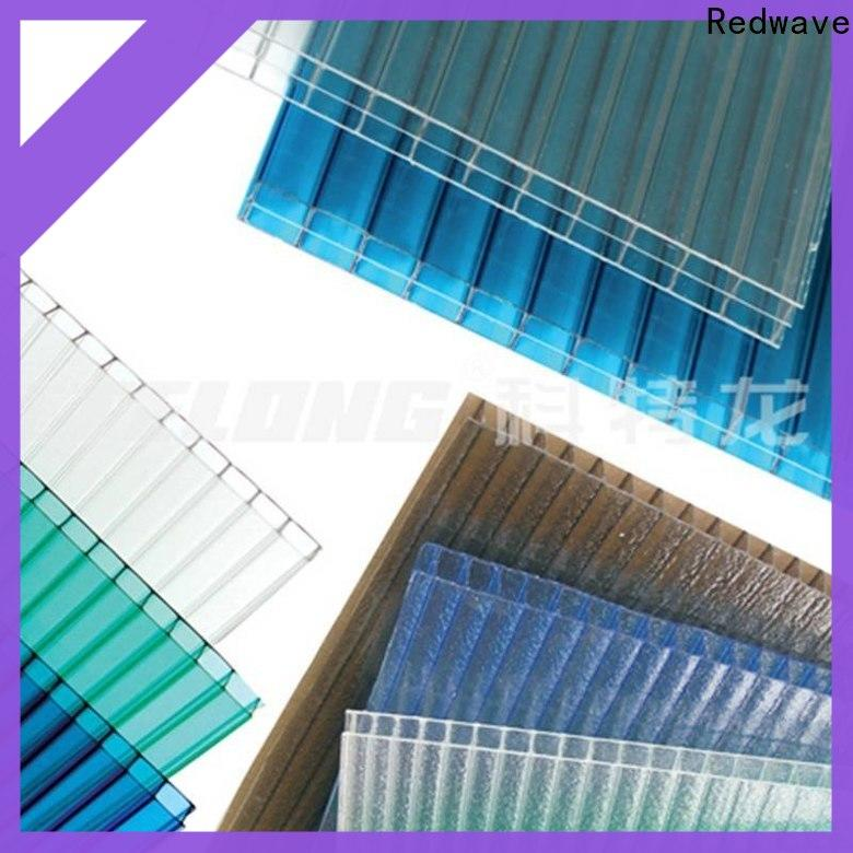 affordable clear polycarbonate sheet texture order now for scenic shed