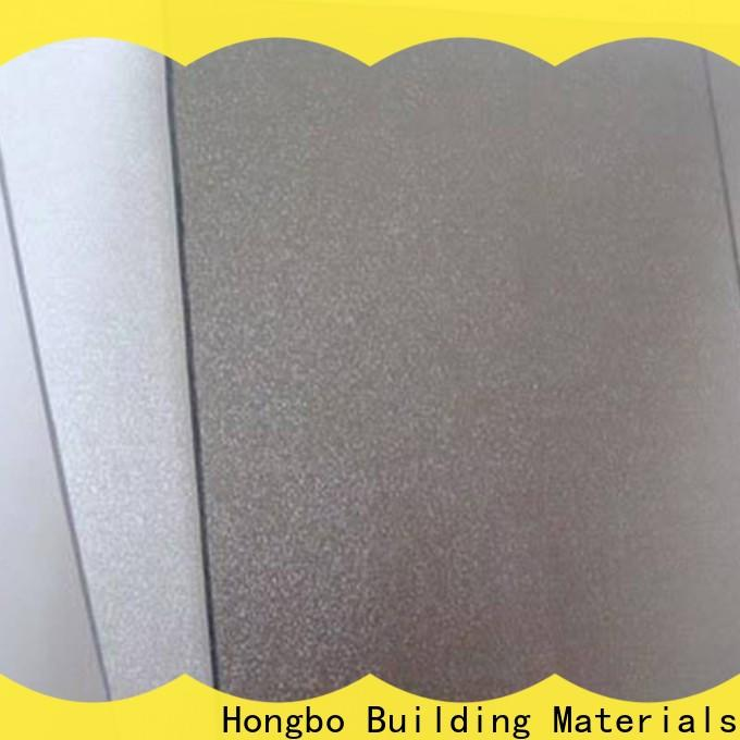 strong embossed factory price for residence