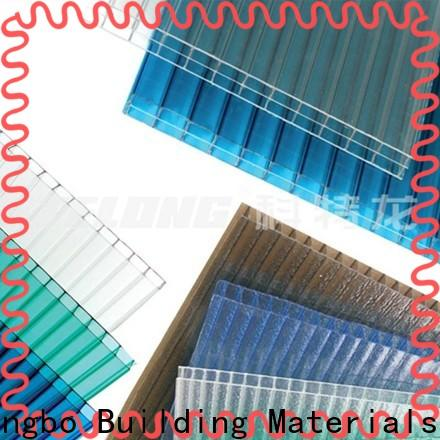 plexiglass sheets corrugated from China for workhouse