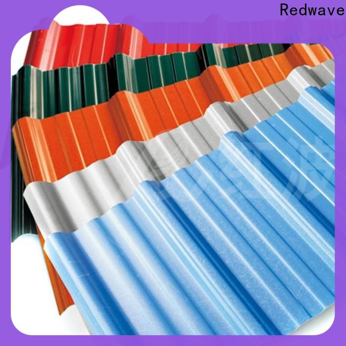 Redwave redwave roofing sheets widely use for residence