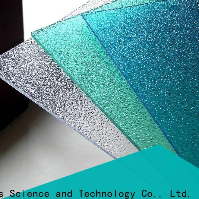 wholesale clear polycarbonate sheet corrugated with good price for housing