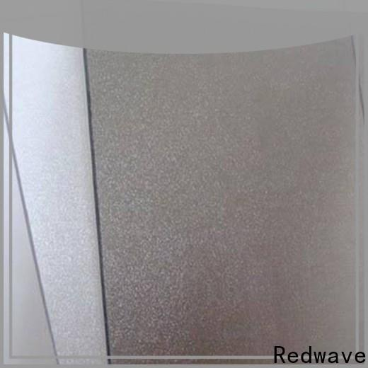 Redwave superior polycarbonate sheet inquire now for factory