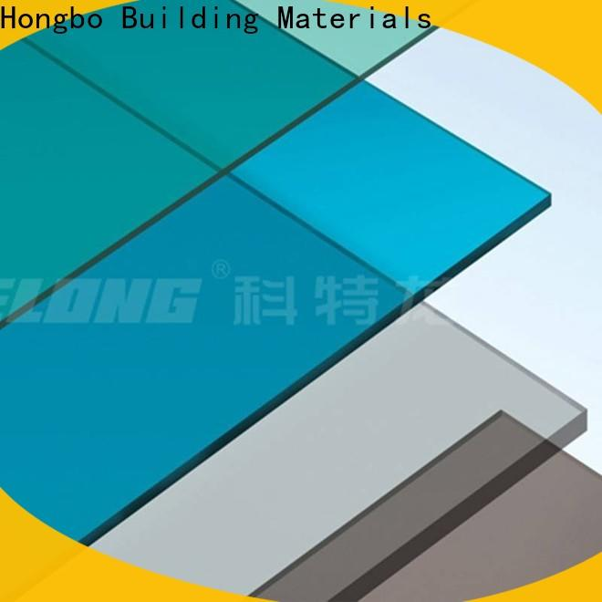 durable polycarbonate panels diamond with certification for workhouse