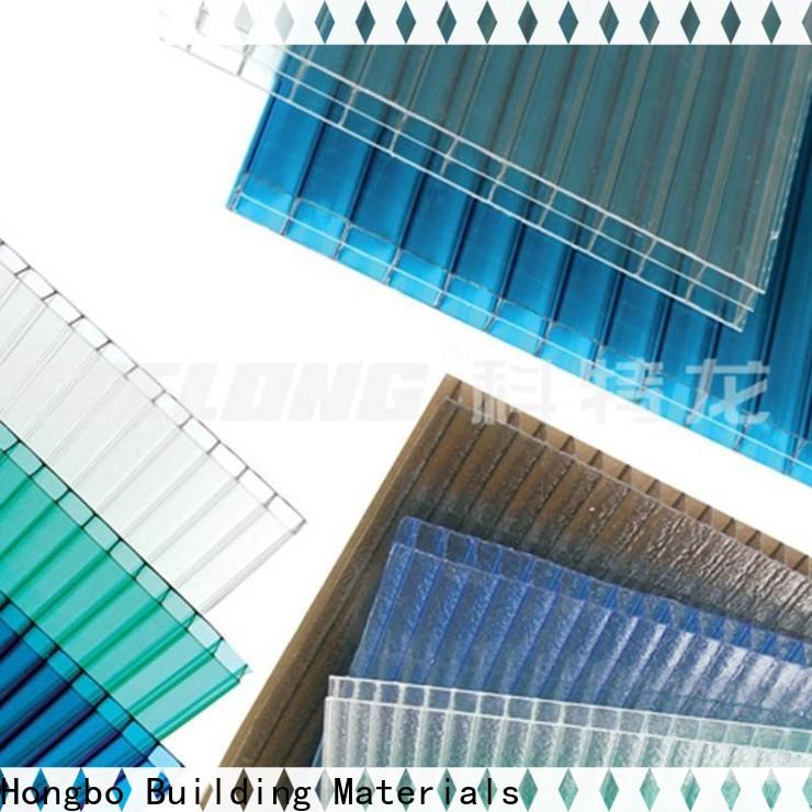 Redwave texture polycarbonate roofing sheets inquire now for housing