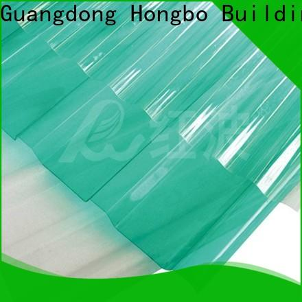 Redwave strong polycarbonate sheet inquire now for workhouse