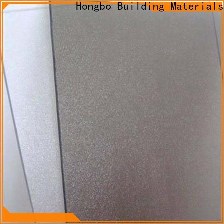 Redwave superior plexiglass sheets factory price for ocean hall