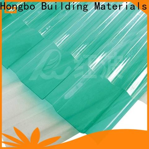 newly polycarbonate roofing sheets embossed certifications for residence
