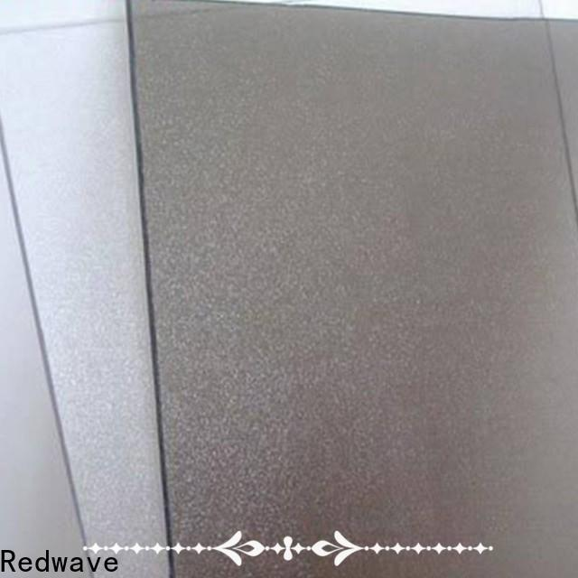 Redwave best-selling plexiglass sheets from China for residence