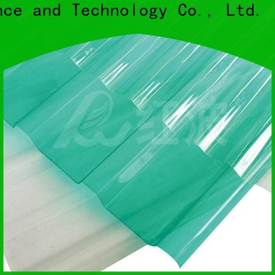 Redwave ketelong polycarbonate panels with certification for residence