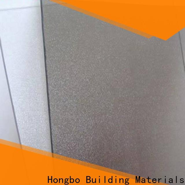 best-selling polycarbonate roofing sheets diamond with good price for scenic buildings