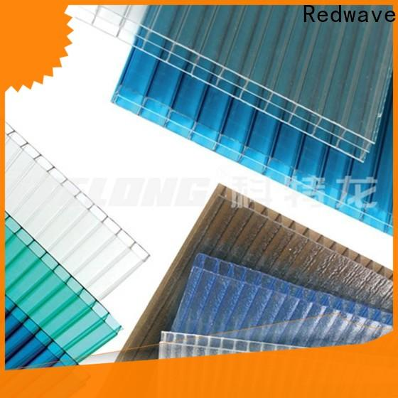 superior clear polycarbonate sheet diamond order now for scenic buildings
