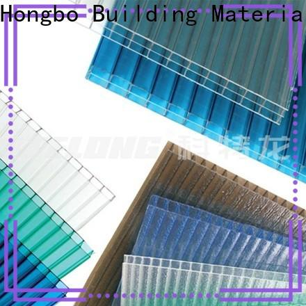 first-rate polycarbonate sheet texture from China for ocean hall