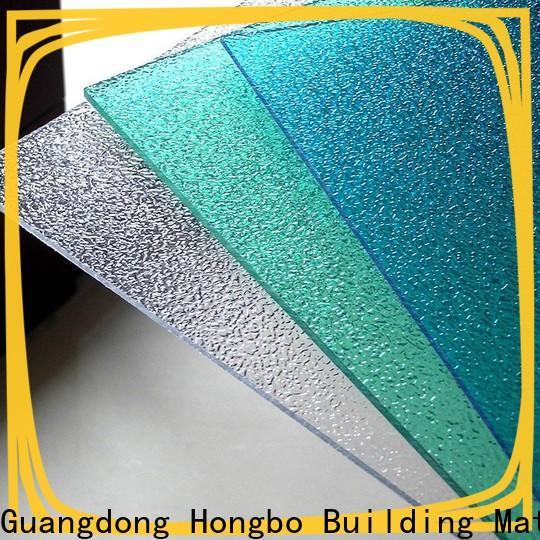 Redwave redwave polycarbonate sheet certifications for factory