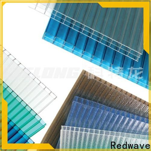 Redwave inexpensive polycarbonate roofing sheets order now for workhouse