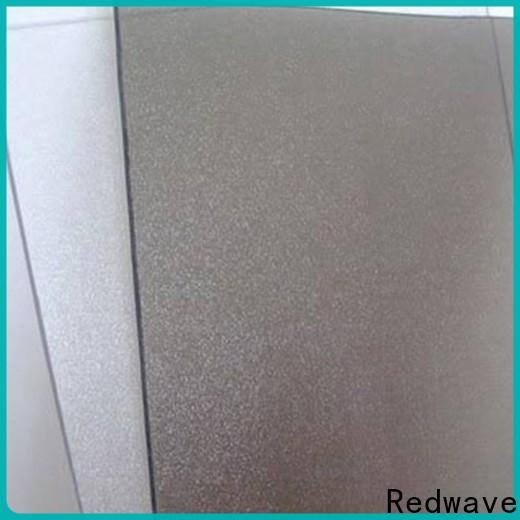 Redwave first-rate polycarbonate panels from China for housing