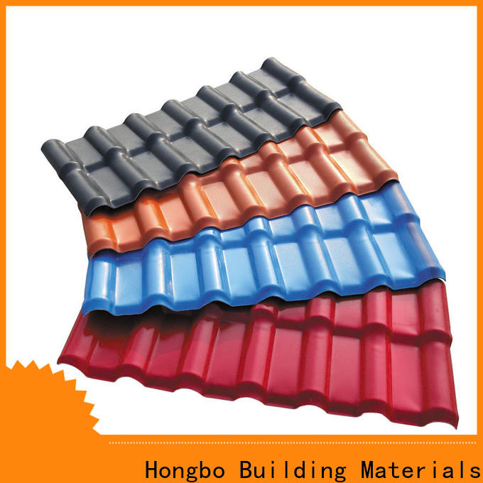 Redwave strong plastic roofing sheets order now for scenic buildings