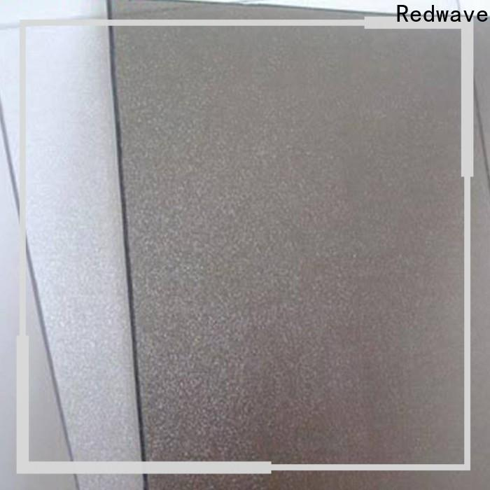 Redwave best-selling polycarbonate roofing sheets with certification for workhouse
