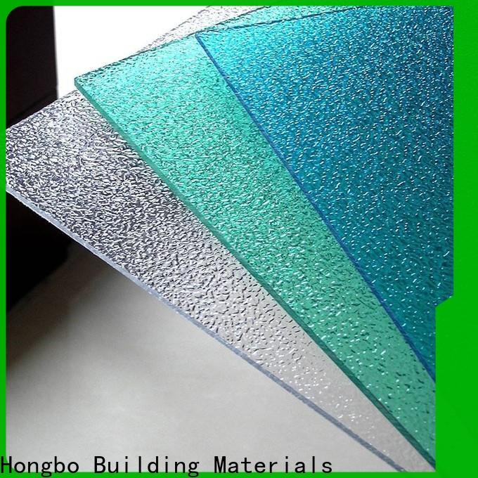 Redwave superior polycarbonate sheet with good price for factory