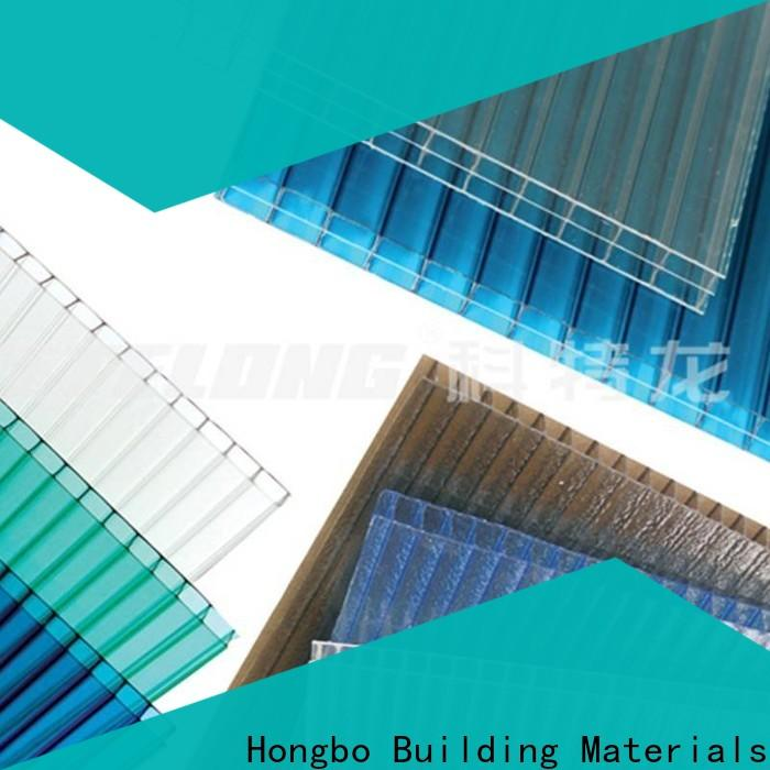 Redwave wholesale polycarbonate roof inquire now for factory