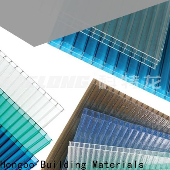 superior polycarbonate panels raindrop certifications for residence