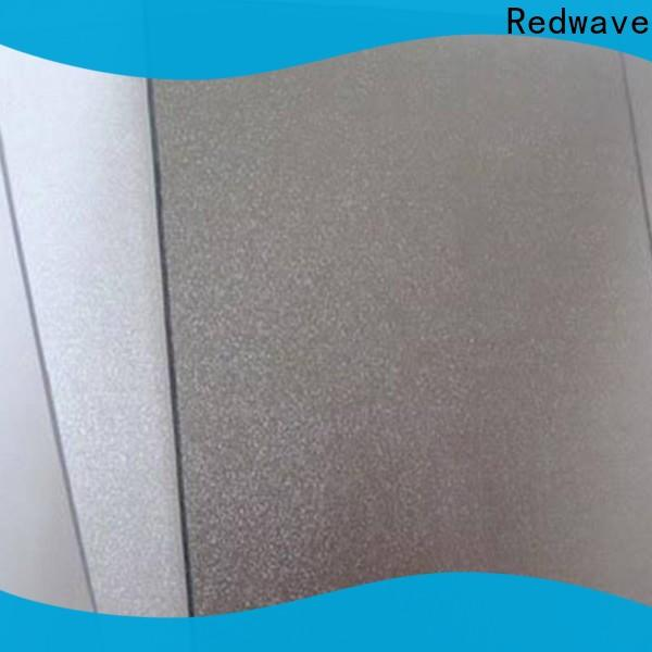 Redwave newly polycarbonate roof in bulk for scenic buildings