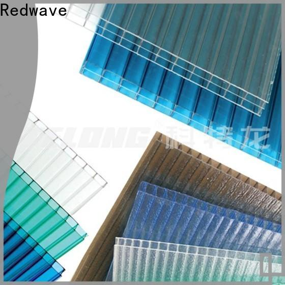 Redwave wholesale polycarbonate panels inquire now for factory