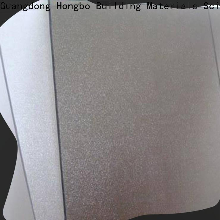 Redwave texture plexiglass sheets from China for factory