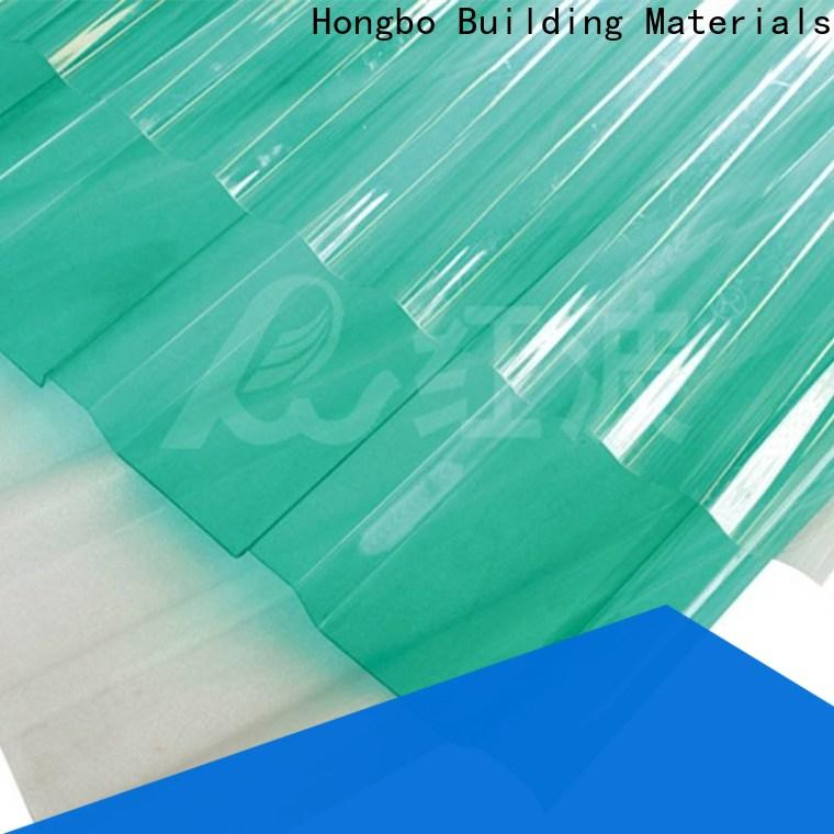 newly polycarbonate sheet texture in bulk for ocean hall