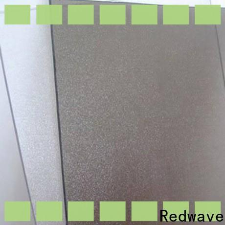 Redwave corrugated polycarbonate sheet certifications for residence