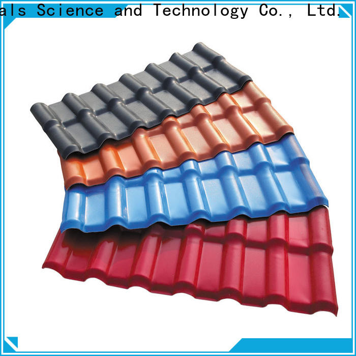 Redwave inexpensive plastic roofing sheets factory price for housing