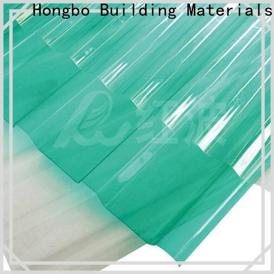 Redwave raindrop polycarbonate panels with good price for housing