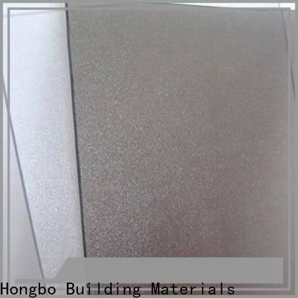 Redwave hollow clear polycarbonate sheet order now for ocean hall
