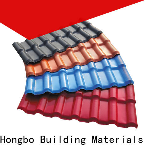 eco-friendly corrugated roofing resistance inquire now for factory