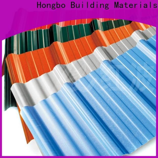 Redwave wholesale corrugated plastic sheets widely use for residence