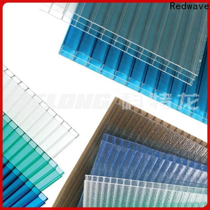 inexpensive polycarbonate roofing sheets hollow factory price for workhouse