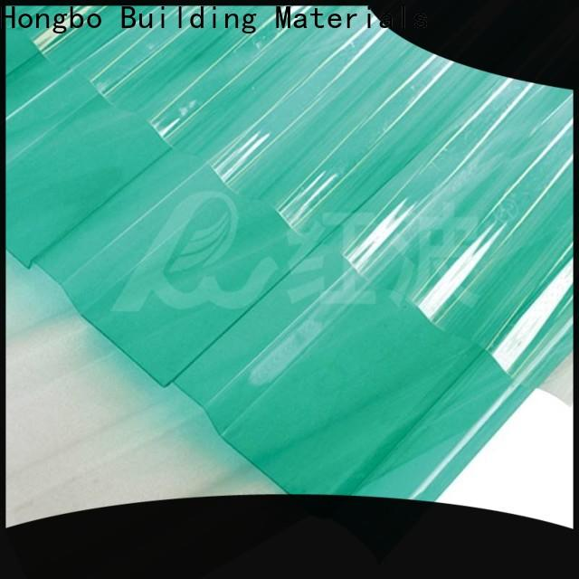 Redwave polycarbonate polycarbonate roof from China for workhouse