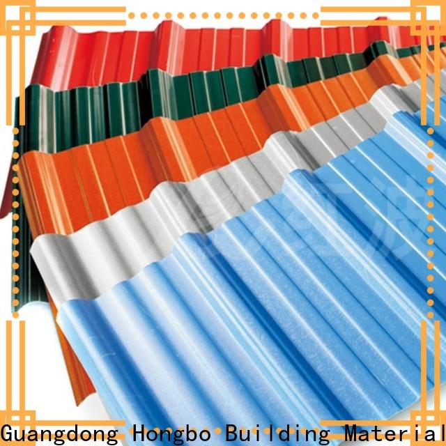 Redwave lifetime corrugated plastic roofing sheets free quote for ocean hall