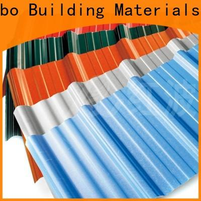 Redwave stable roofing sheets factory price for ocean hall