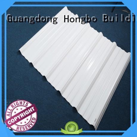 Redwave PVC roofing sheet , Heat insulation , corrosion resistance , Long lifetime