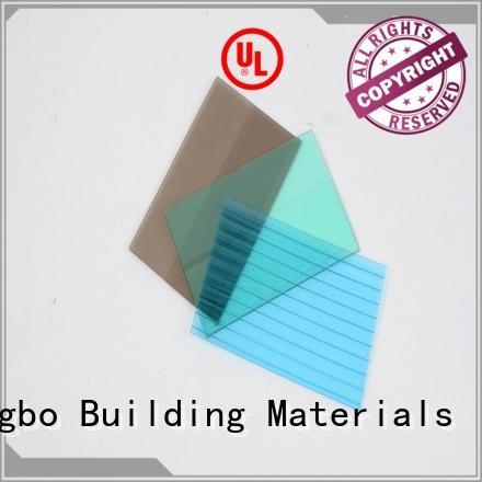 ketelong polycarbonate sheet sheet for scenic buildings Redwave