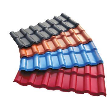 Redwave Teja PVC Colonial ; Teja Colonial UPVC ; Teja ASA ; Techos ASA ; Techos PVC Colonial