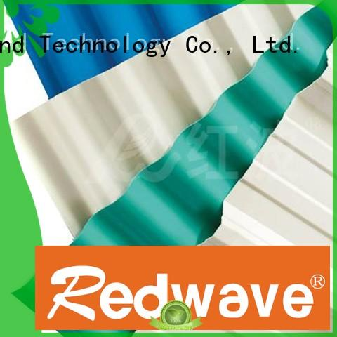 long pvc roofing sheets oem Redwave company