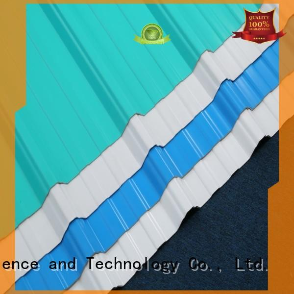 Hot plastic roof tiles asa Redwave Brand