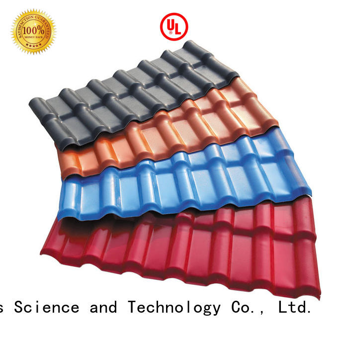 heat plastic roof panels redwave for factory Redwave