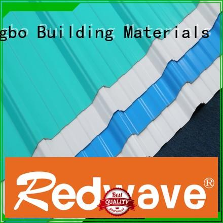 Redwave heat plastic roofing sheets inquire now for scenic buildings