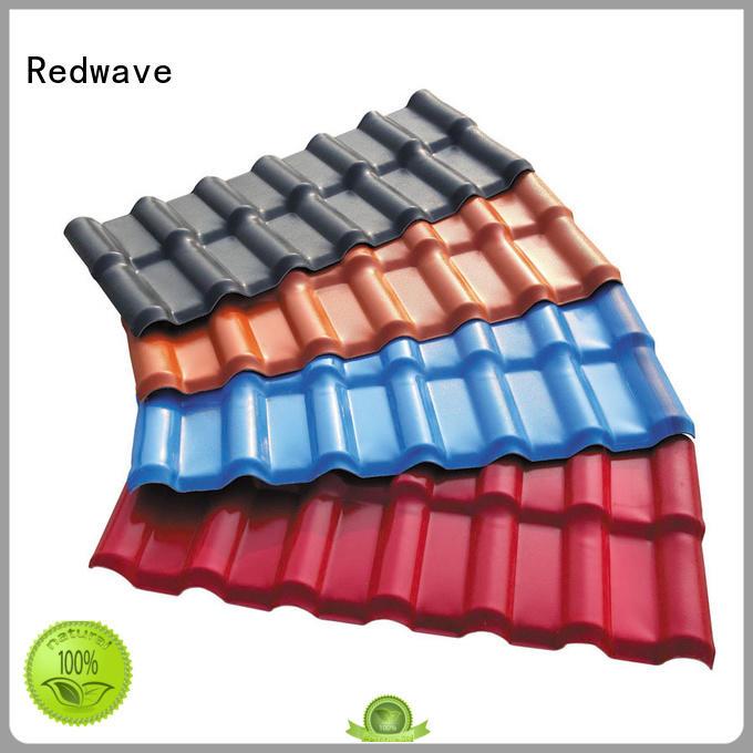 Redwave redwave fibreglass roof for housing