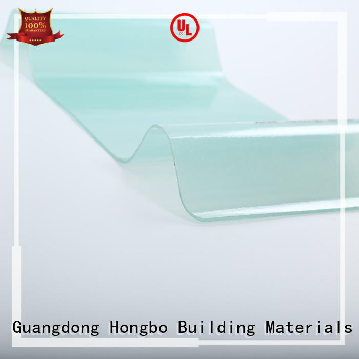 corrosion light green Redwave Brand corrugated fiberglass roofing panels factory